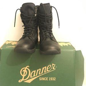 "New danner men's tachyon gore-tex 8"" Black boot"